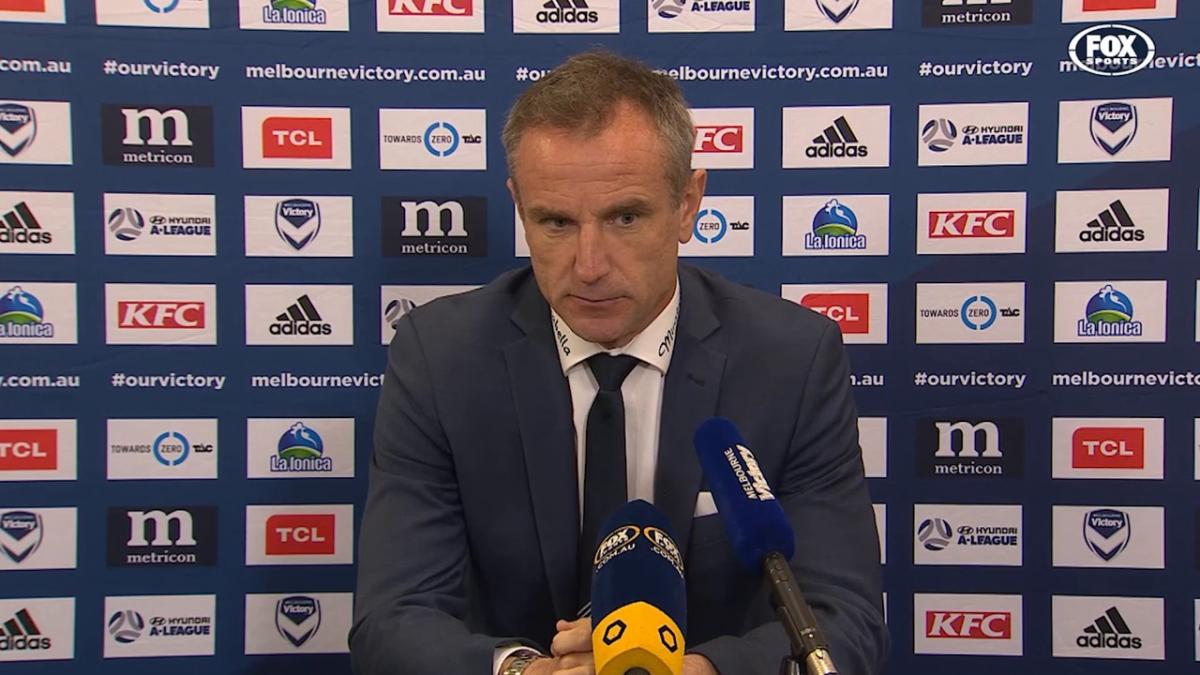 Brebner: We switched off and got punished | Press Conference | Hyundai A-League