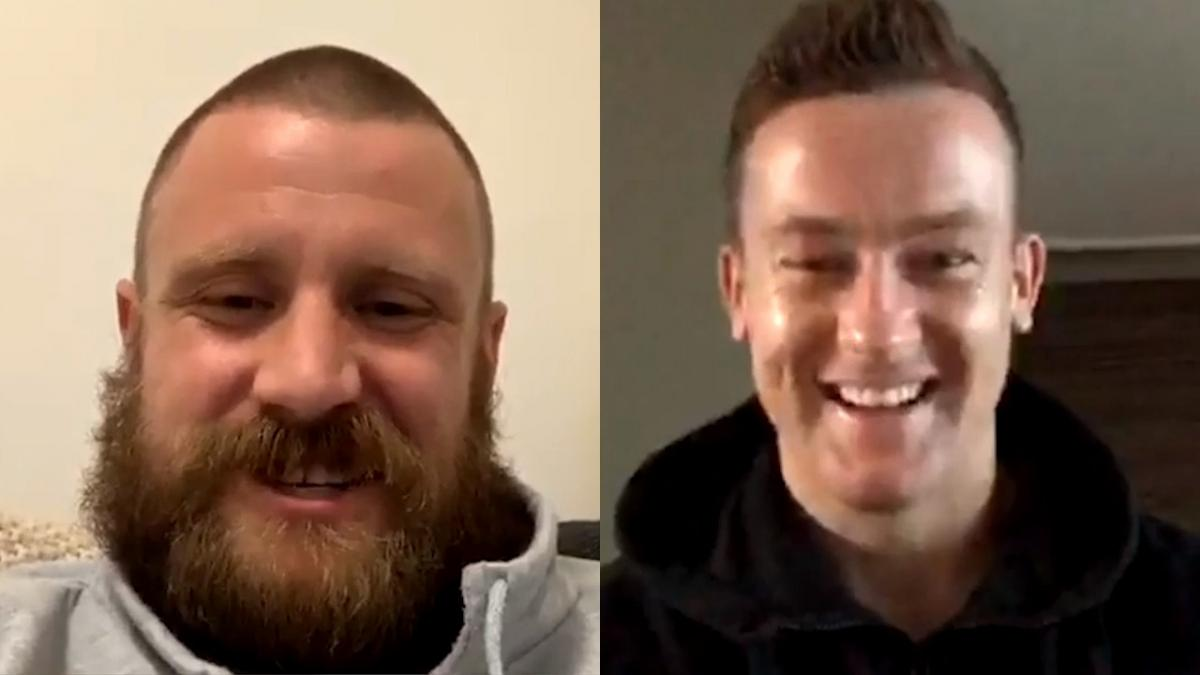 How Brandon O'Neill was pranked in Pohang Steelers initiation