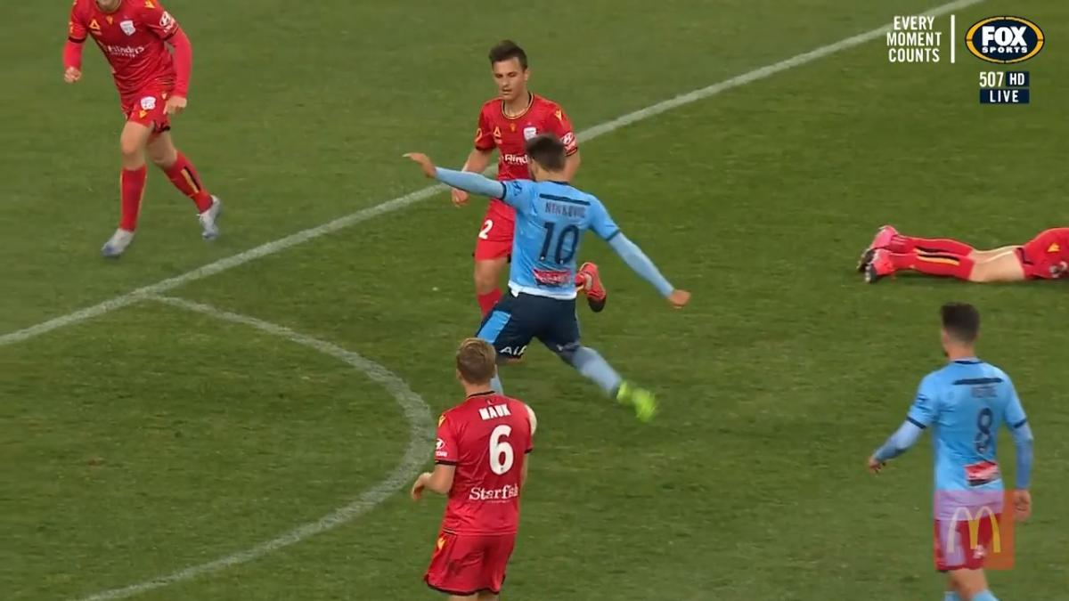 Adelaide United v Sydney FC | Match Highlights | Hyundai A-League