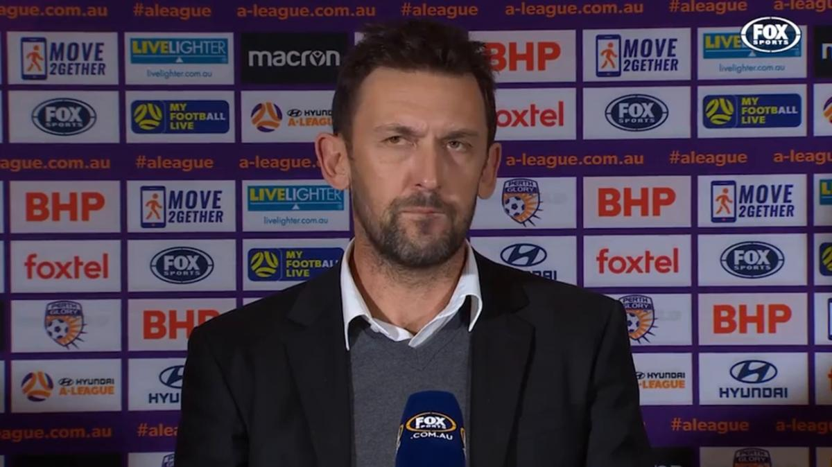 Popovic: We deserve to be in the semis | Press Conference | Hyundai A-League