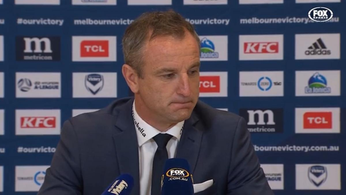 Brebner: We have raised the bar with our performance | Press Conference | Hyundai A-League