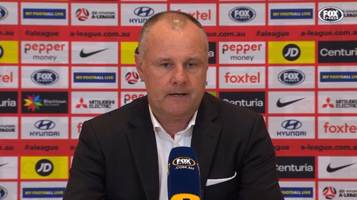 de Marigny: There's a lot of work to do | Press Conference | Hyundai A-League