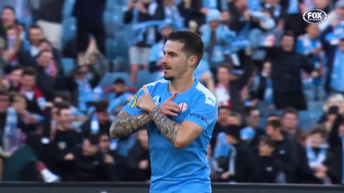 Jamie Maclaren's 22 goals to win Hyundai A-League 2019/20 Nike Golden Boot