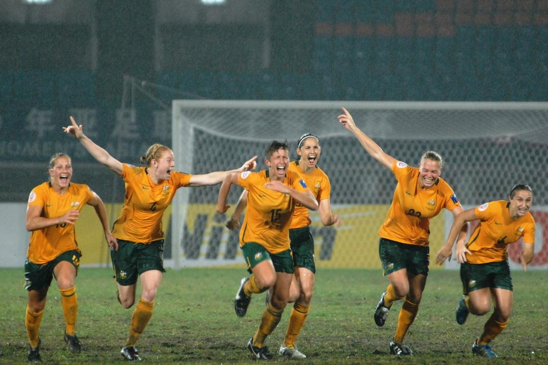 2010 Asian Cup - AUSvDPK - Penalty Shootout