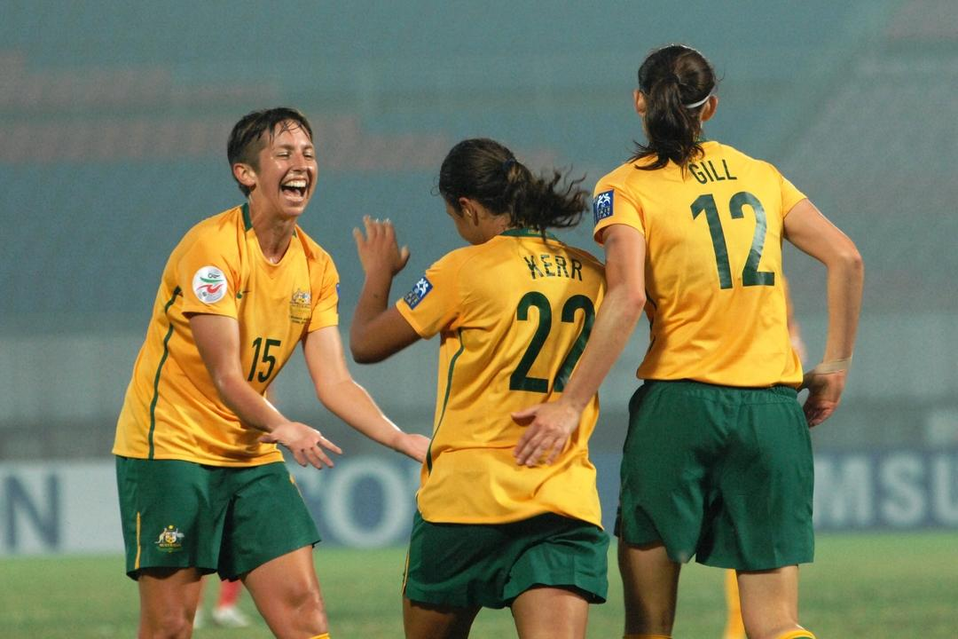 MINI MATCH: Westfield Matildas v DPR Korea – 2010 AFC Women's Asian Cup Final