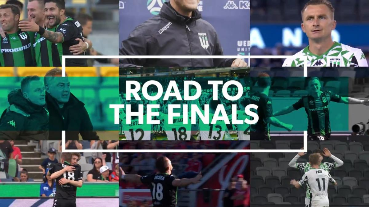 Road to the Finals: Western United | Hyundai A-League