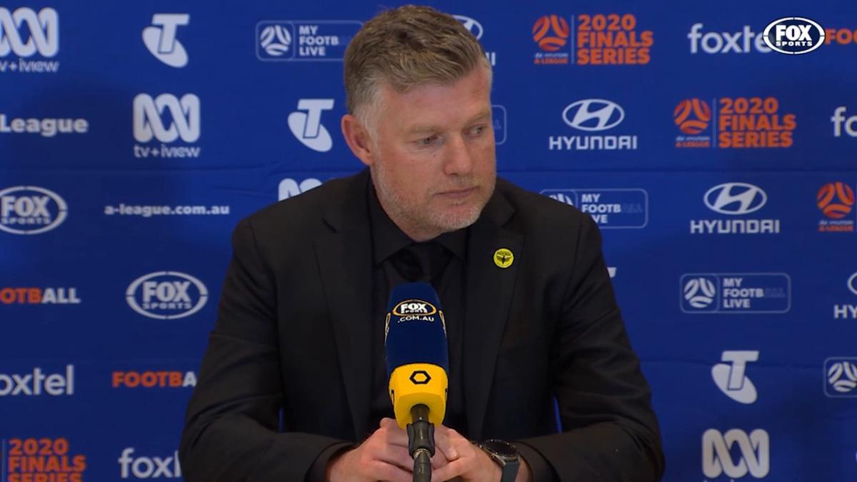 Talay: The group will grow from this | Press Conference | Hyundai A-League