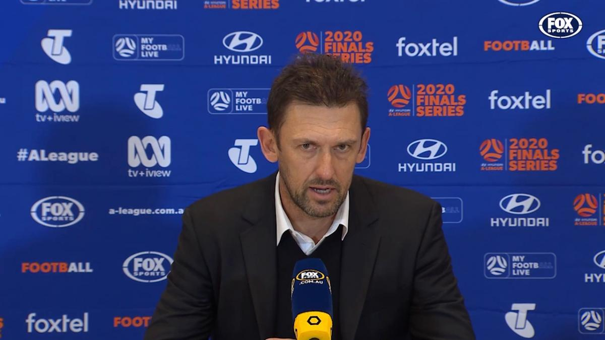 Popovic: Our objective hasn't changed | Press Conference | Hyundai A-League