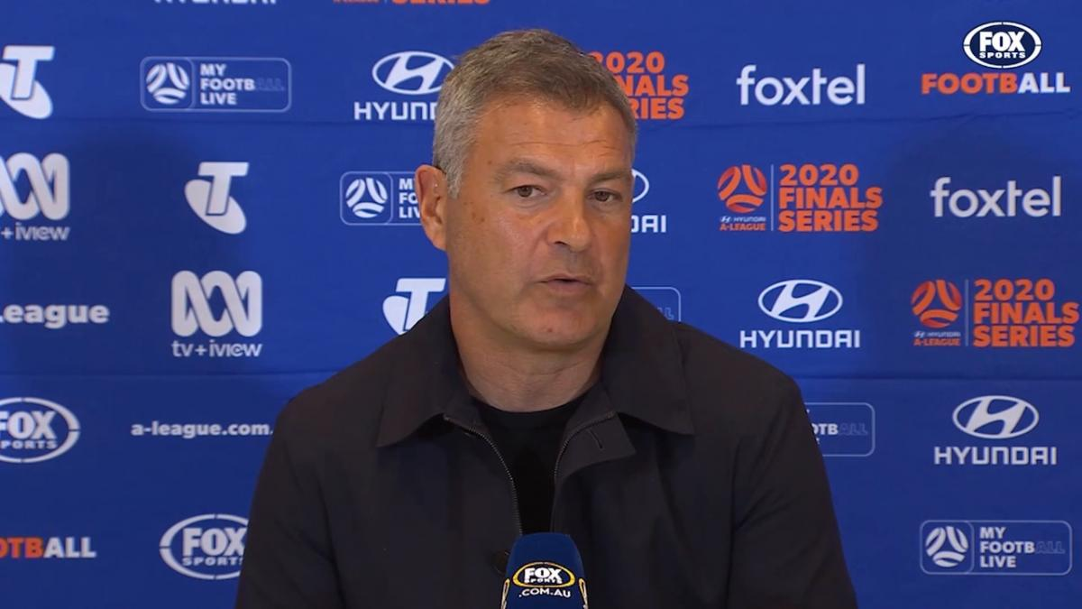 Rudan: I am incredibly proud of this club   Press Conference   Hyundai A-League