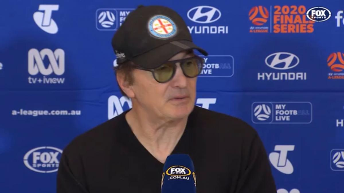 Mombaerts: We have reached another level since the restart   Press Conference   Hyundai A-League