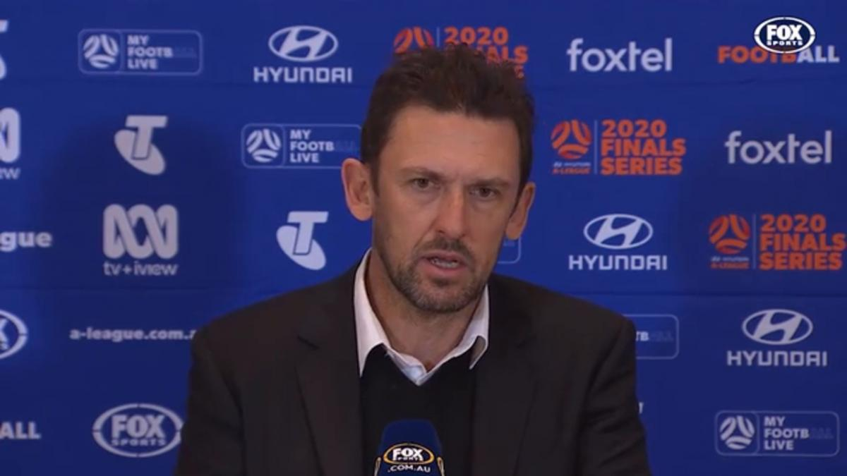 Popovic: We couldn't match Sydney's aggression   Press Conference   Hyundai A-League