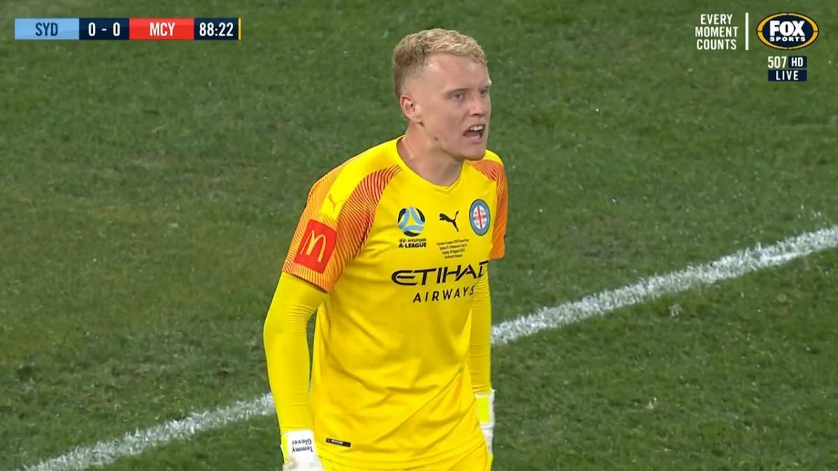 SAVE: Glover - Late heroics from the City keeper