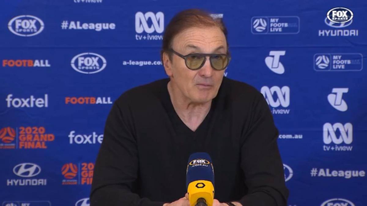 Mombaerts: We will come back stronger | Press Conference | Hyundai A-League