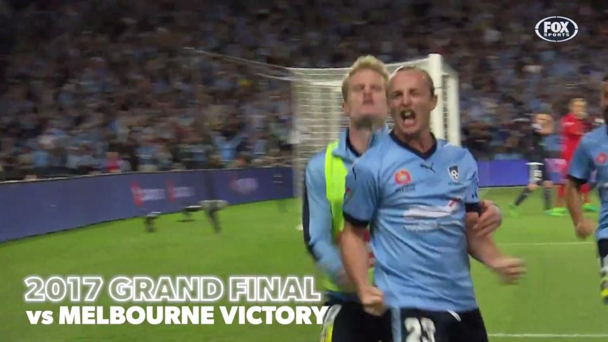 2017 v 2020: Rhyan Grant's Hyundai A-League Grand Final goals