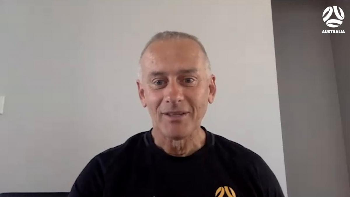 Gary van Egmond reflects on marking Romario on Socceroos debut in 1988