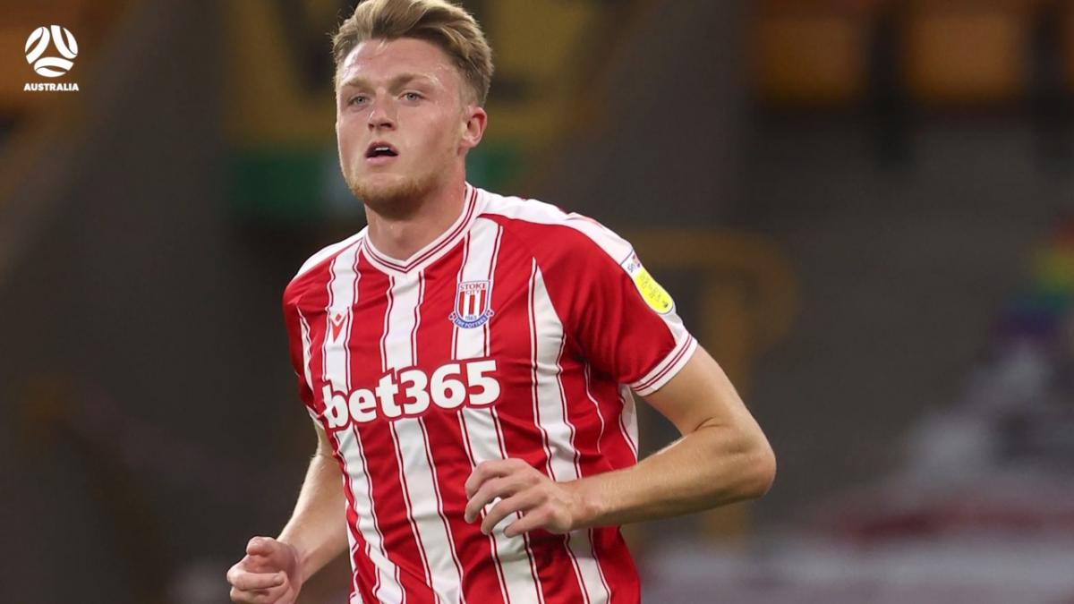 Harry Souttar earning plaudits at Stoke City