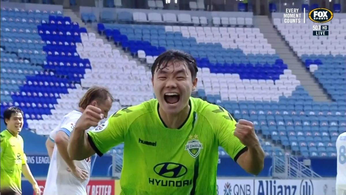 Jeonbuk Hyundai Motors v Sydney FC | Match Highlights | Asian Champions League