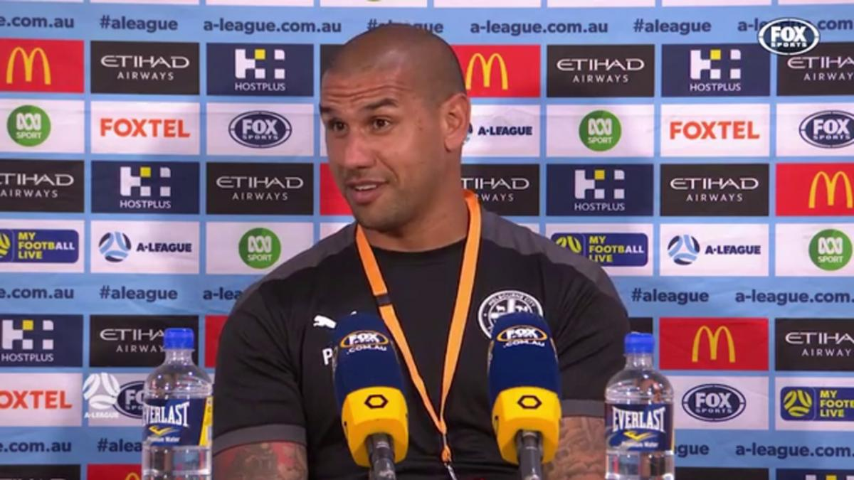 Kisnorbo: It wasn't a 2-0 result | Press Conference | A-League