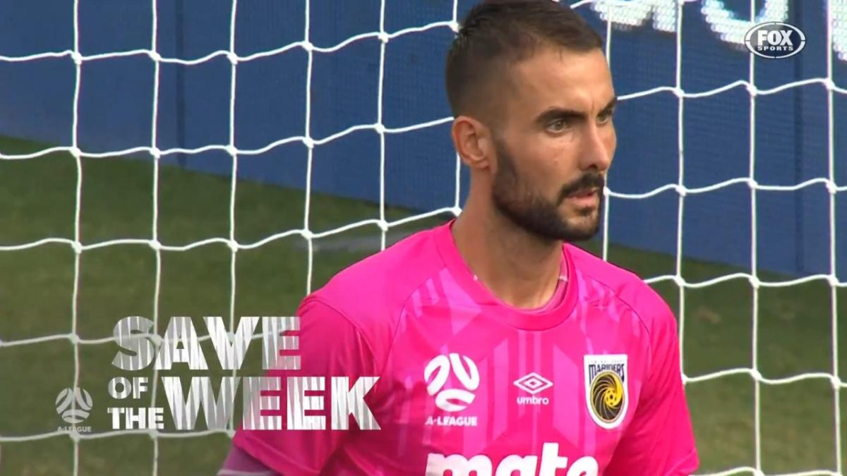 Save of the Week: Mark Birighitti | A-League