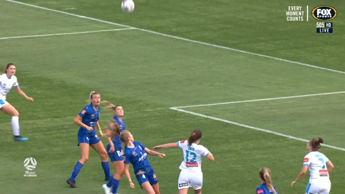 Newcastle Jets v Sydney FC | Match Highlights | Westfield W-League