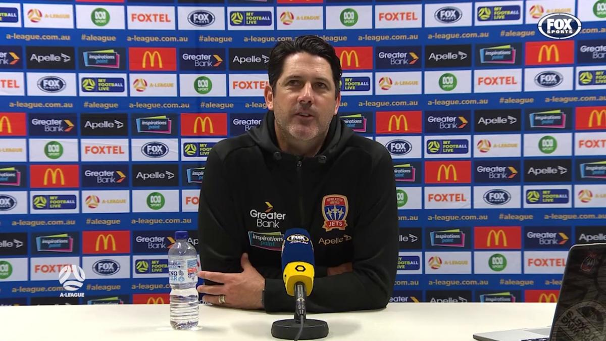 Deans: We need to be strategic on and off the field | Press Conference | A-League