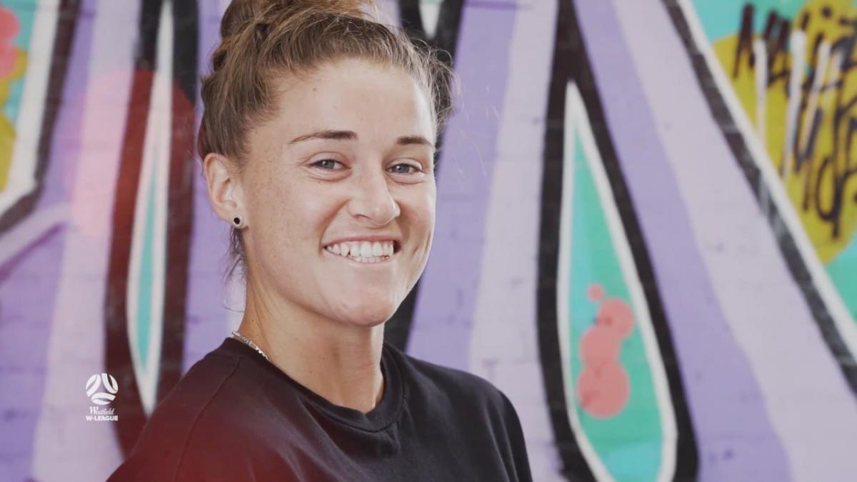 Teagan Micah back to impress in the Westfield W-League