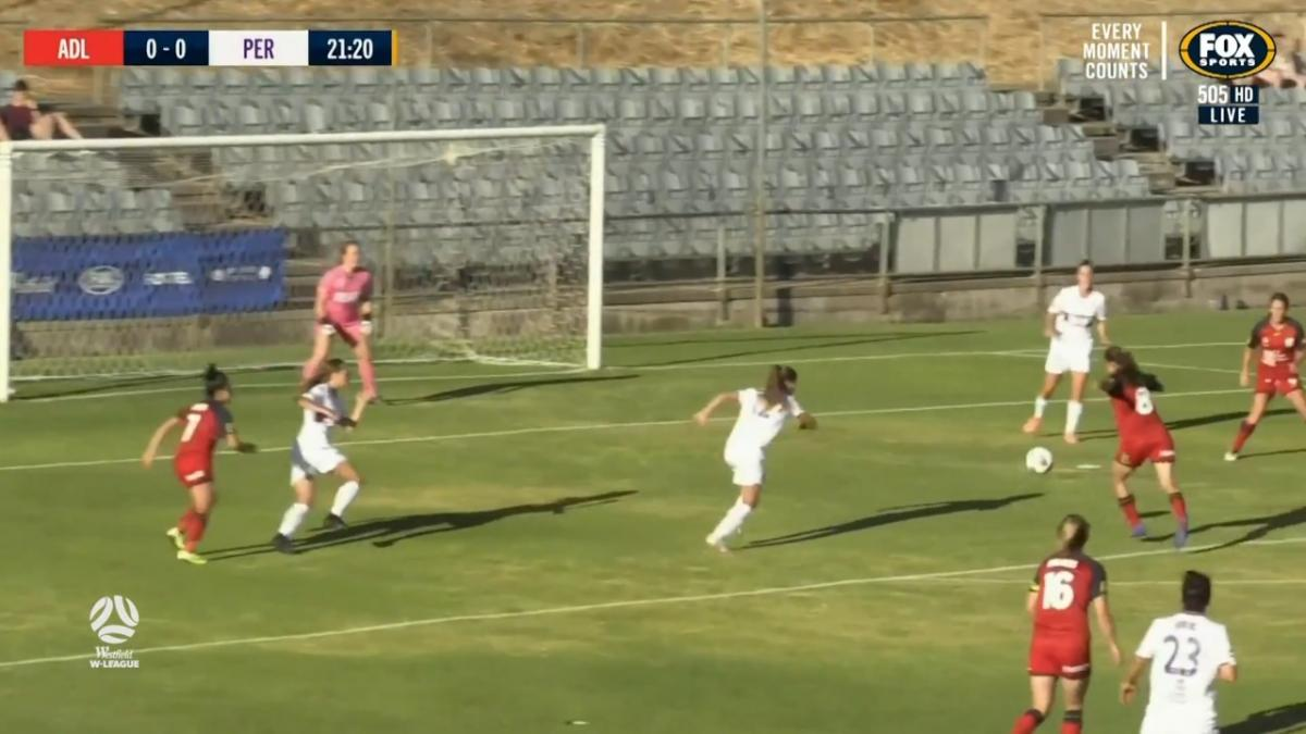 Adelaide United v Perth Glory | Match Highlights | Westfield W-League