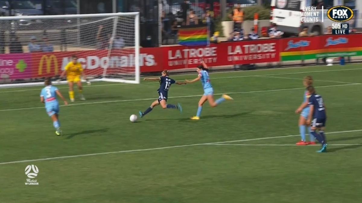 GOAL: Jackson - Victory on a rampage