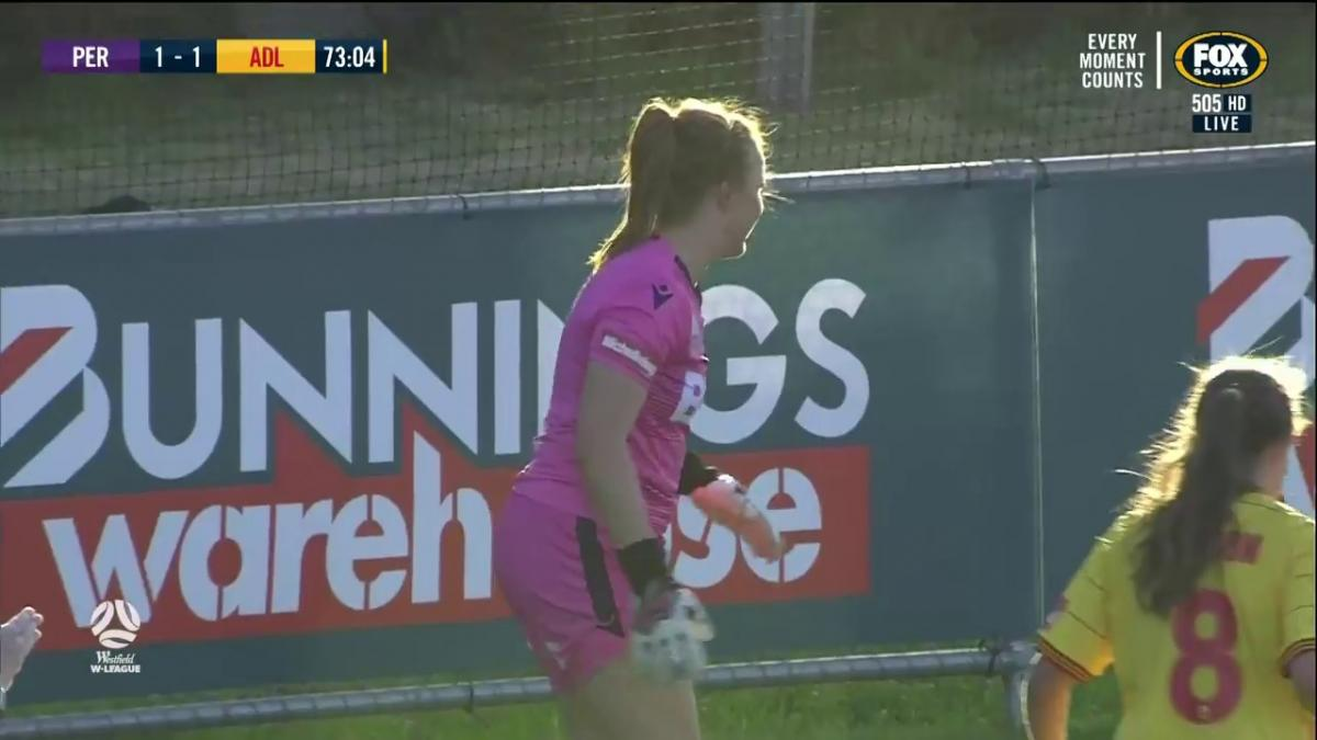 Save of the Week: Lily Alfeld | Westfield W-League Round 4