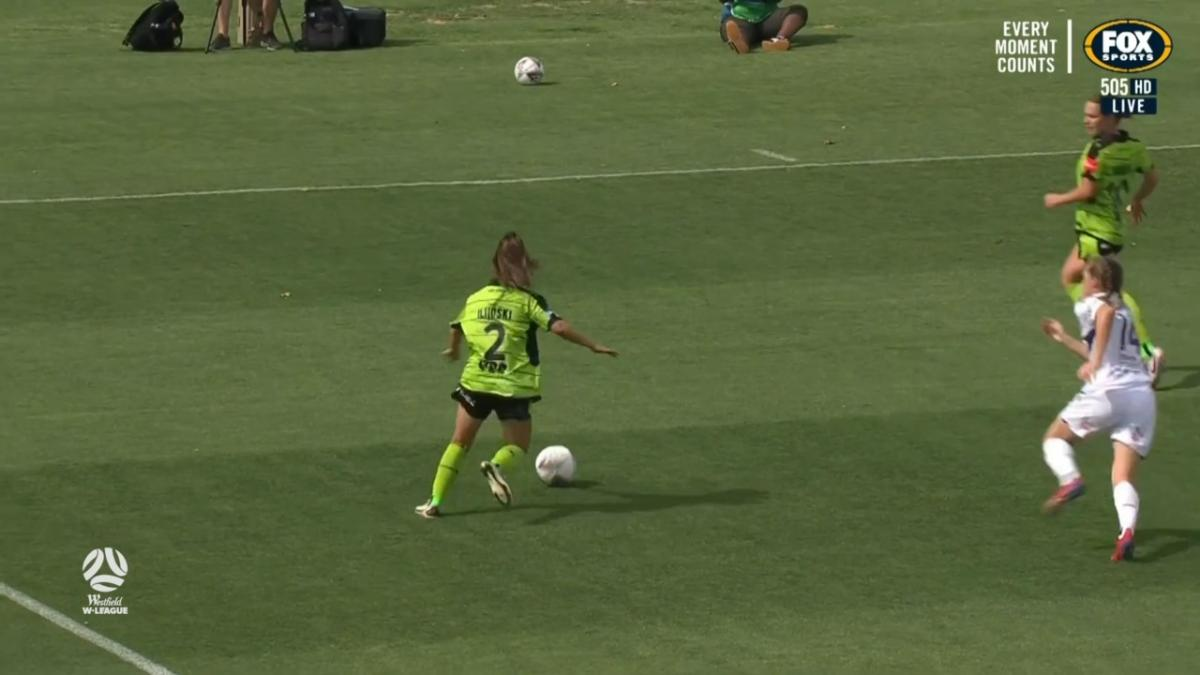Canberra United v Perth Glory | Match Highlights | Westfield W-League