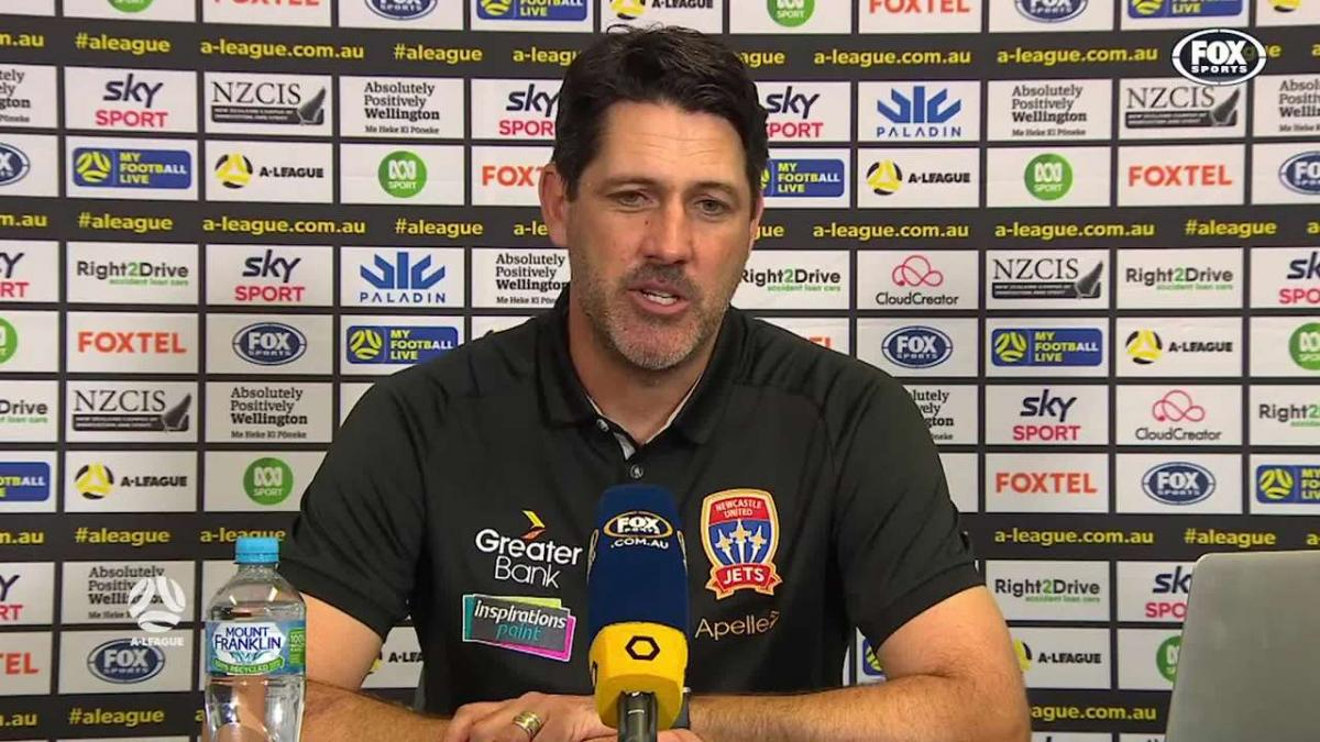 Deans: Our positive attitude is proving it's worth | Press Conference | A-League
