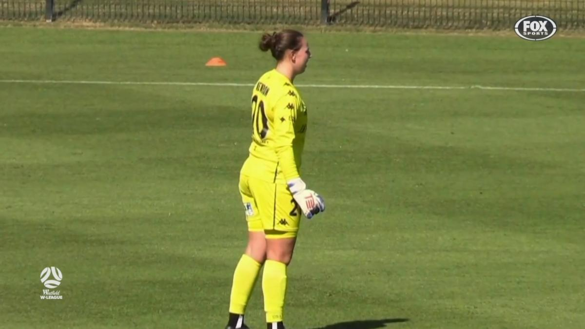Save of the Week: Courtney Newbon | Westfield W-League Round 5