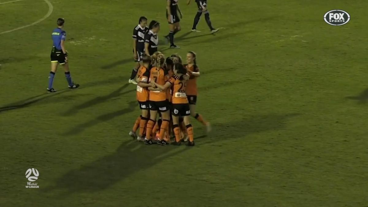 Goal of the Week: Tameka Yallop | Westfield W-League Round 5