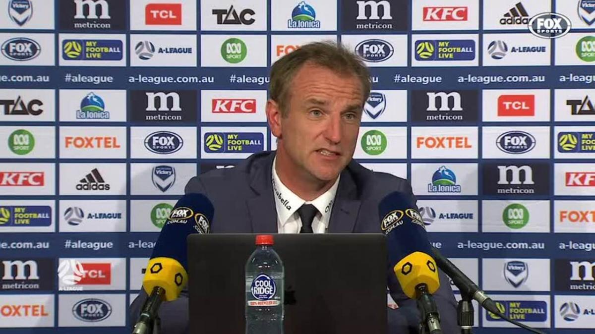 Brebner: We thoroughly deserved that | Press Conference | A-League