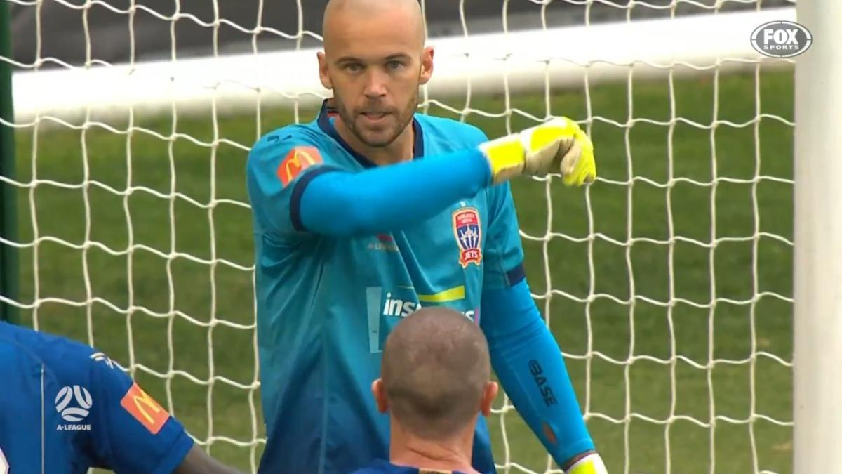 Save of the Week: Jack Duncan | A-League