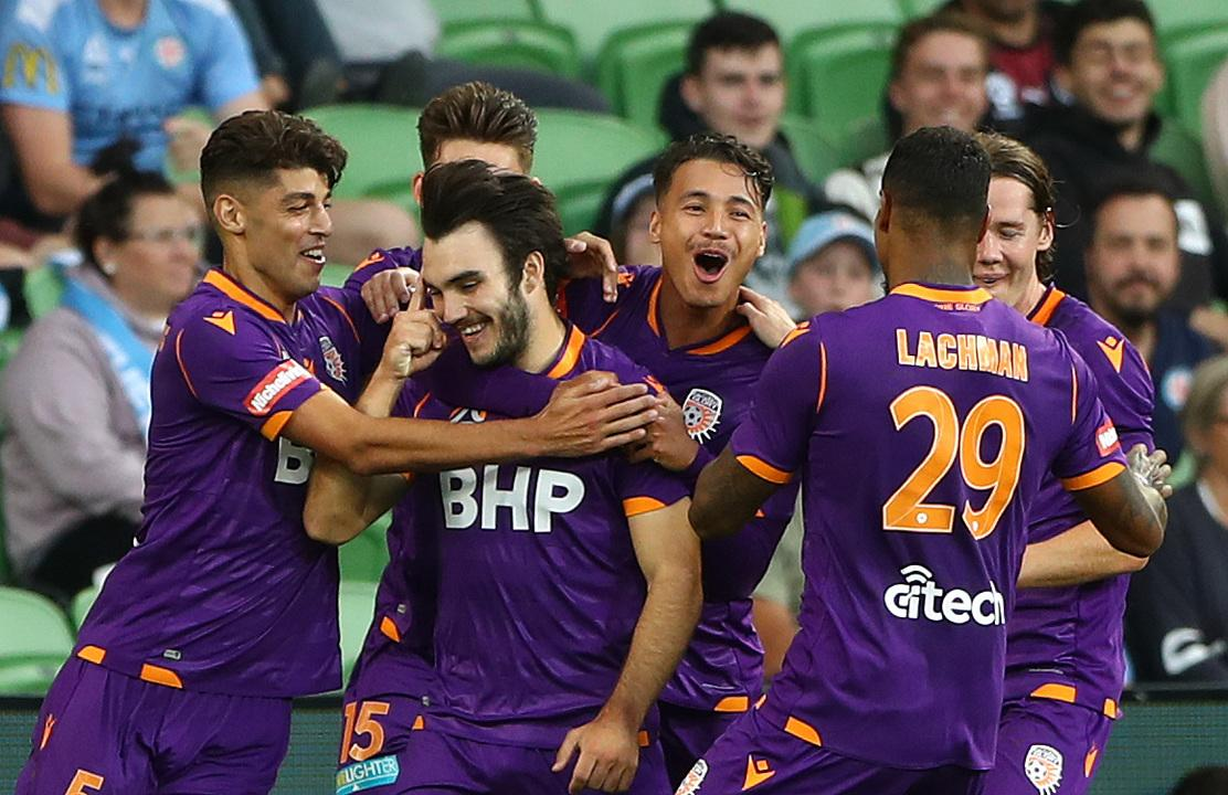 We play with freedom: Perth looking to add to their 15 goals in 5 games | A-League