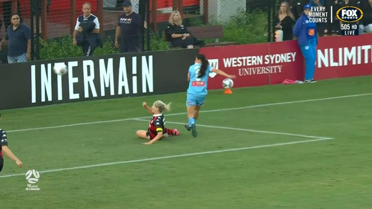 Western Sydney Wanderers v Melbourne City | Match Highlights | Westfield W-League