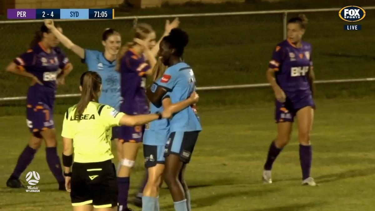 Perth Glory v Sydney FC | Match Highlights | Westfield W-League
