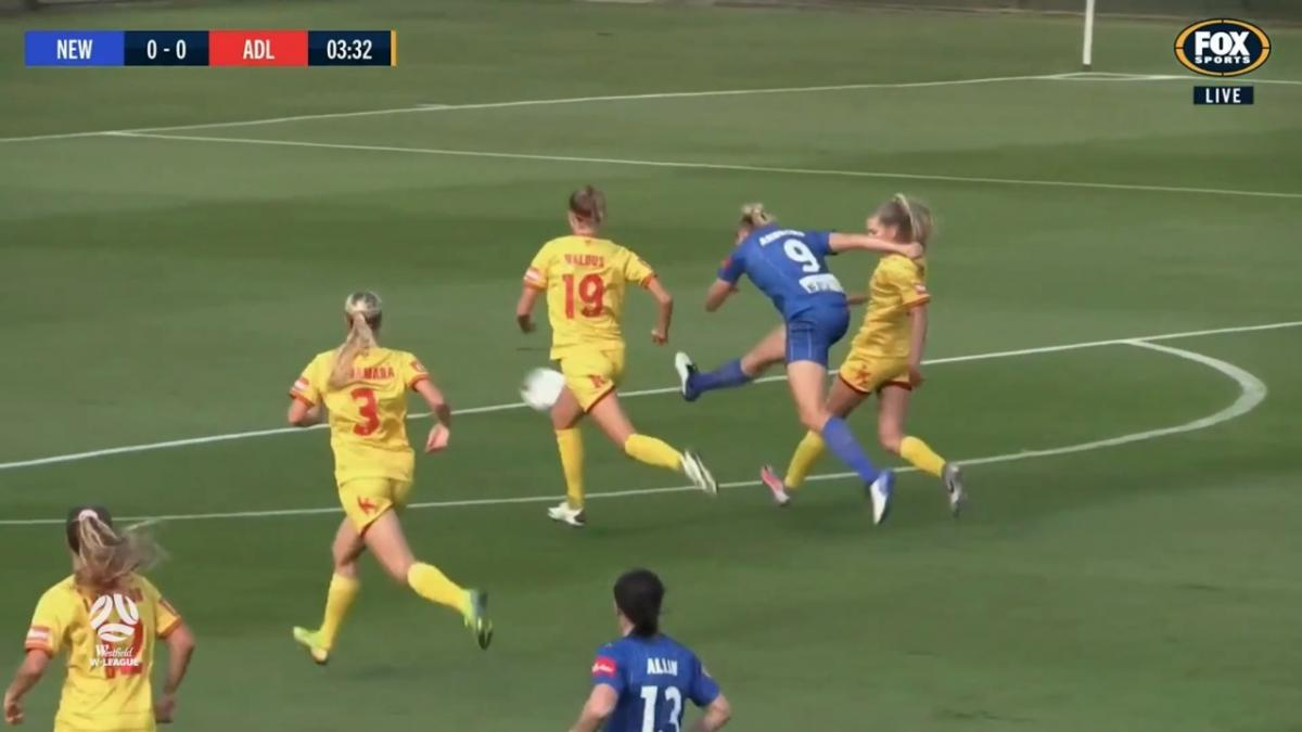 Newcastle Jets v Adelaide United | Match Highlights | Westfield W-League