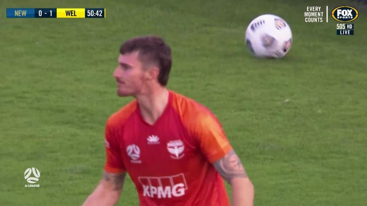 SAVE: Sail - Wellington keeper adamant on a clean-sheet