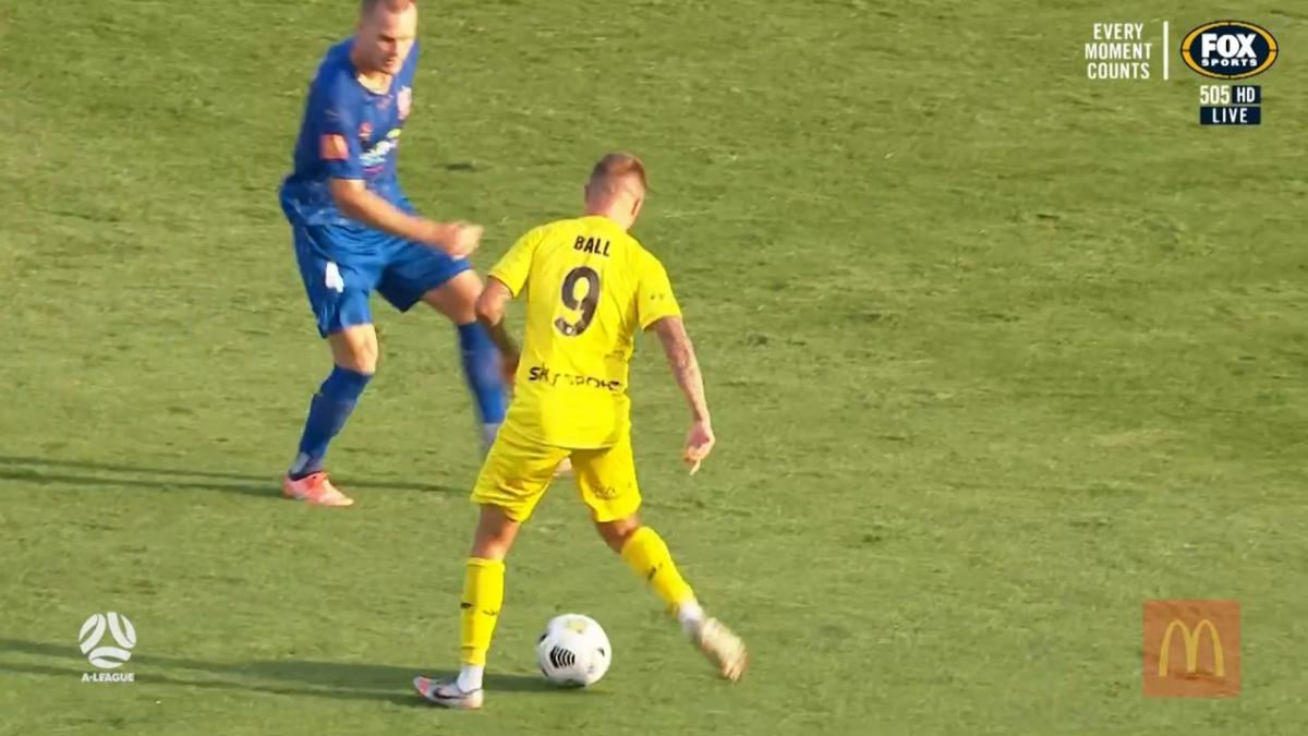 Newcastle Jets v Wellington Phoenix | Match Highlights | A-League