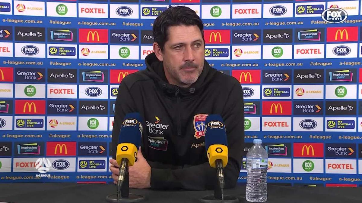 Deans: We weren't good enough in the final-third | Press Conference | A-League