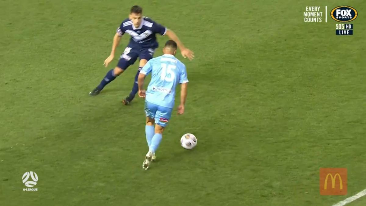 Melbourne Victory v Melbourne City | Mini Match | A-League