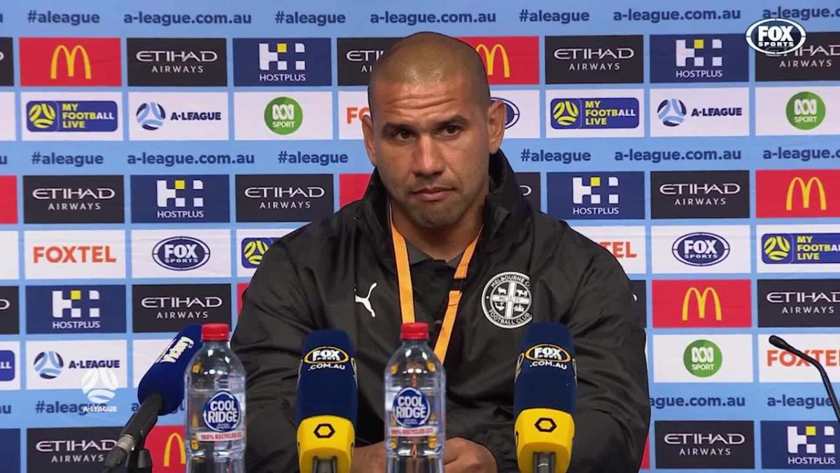 Kisnorbo: It was just another game | Press Conference | A-League