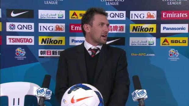 Wanderers ACL press conference