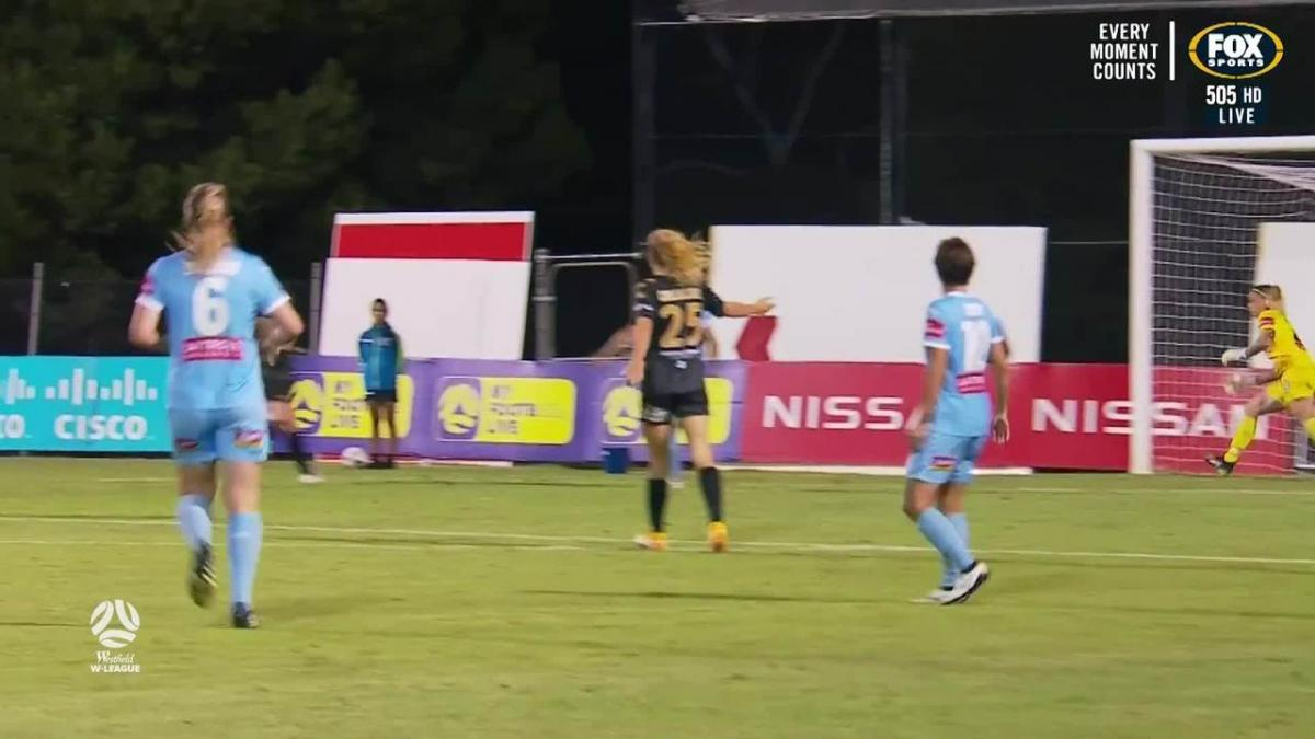 GOAL: Galea - Wanderers wrap it all up