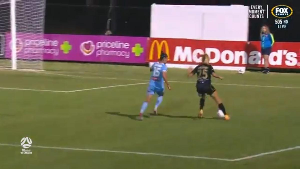 Melbourne City v Western Sydney Wanderers | Match Highlights | Westfield W-League