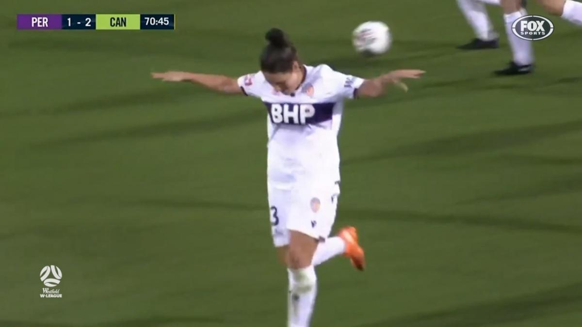 GOAL: Jukic - Perth make it two goals from long-range