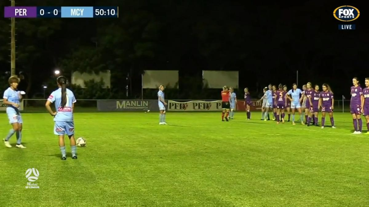 Perth Glory v Melbourne City | Match Highlights | Westfield W-League