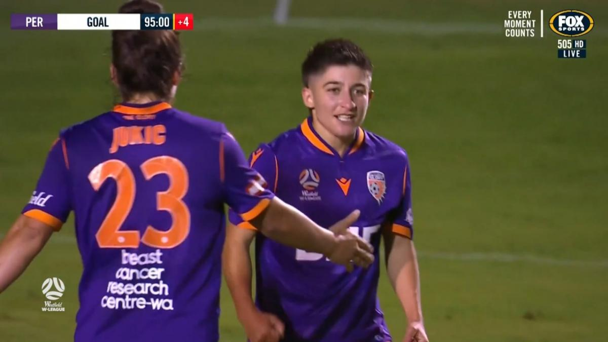 GOAL: Charalambous - The Glory drag a goal back